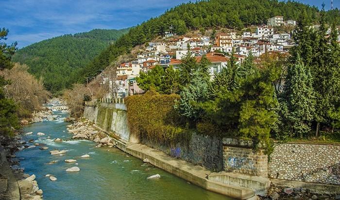 Ποταμός Κόσυνθος